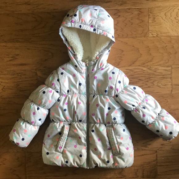 OshKosh B'gosh Other - Girls winter coat